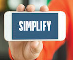 Holiday Tip #8: Simplify Everything